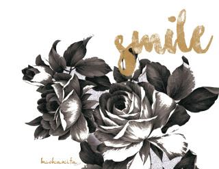 sourire illustration texte hommage 13 novembre paris