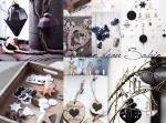 sapin de noel décoration moderne inspiration tendances