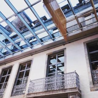 Besançon centre ville galerie moderne, passage pasteur