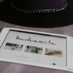 reseaux sociaux blog new look mohanita