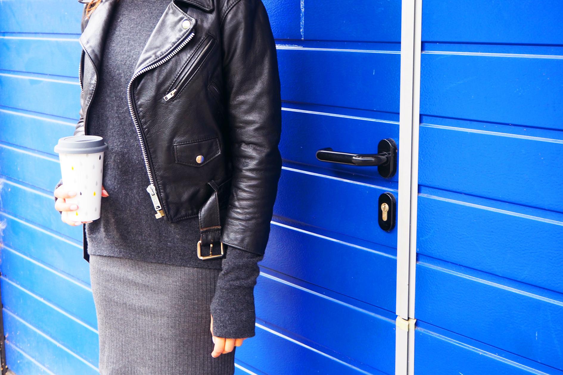 perfecto cuir mode look automne tendances 2016 blogger mode