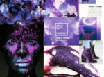 ultra violet couleur pantone de l'année 2018 colors pantone of the year 18-3838 inspirations designer moodboard idée design