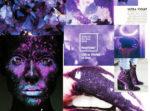 ultra violet couleur pantone de l'année 2018 colors pantone of the year 18-3838 inspirations designer moodboard idée design