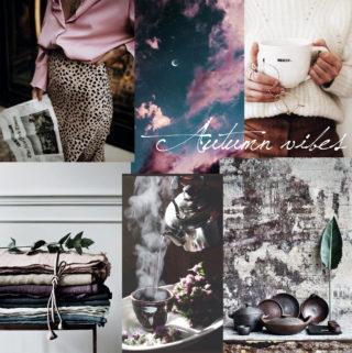 inspiration automne femme mode
